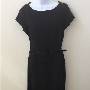 Black Evening Dress Size 8